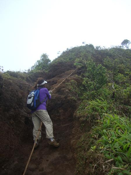 Rope Up the Ridge